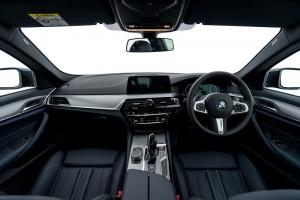 BMW 530e M Sport_Dashboard