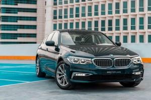 BMW 520i Luxury_Malaysia