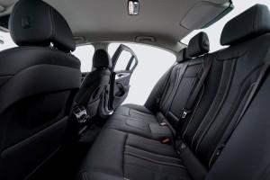 BMW 520i Luxury_Rear Seats_Malaysia