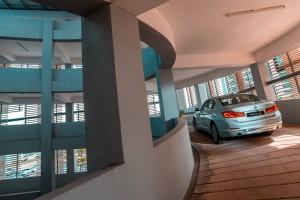 BMW 520i Luxury_Rear View_Malaysia