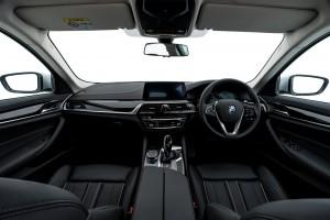 BMW 520i Luxury_Dashboard_Malaysia