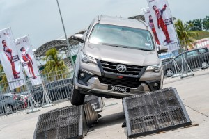 Toyota Gazoo Racing_Racing Festival_Fortuner_Demonstration_Sepang_A7M9391