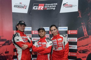 Toyota Gazoo Racing_Vios Challenge_Finale_Race 1_Sepang_Malaysia_2018 - 2019