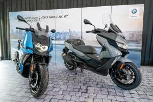 BMW C 400 X & BMW C 400 GT_BMW Motorrad Malaysia_2019