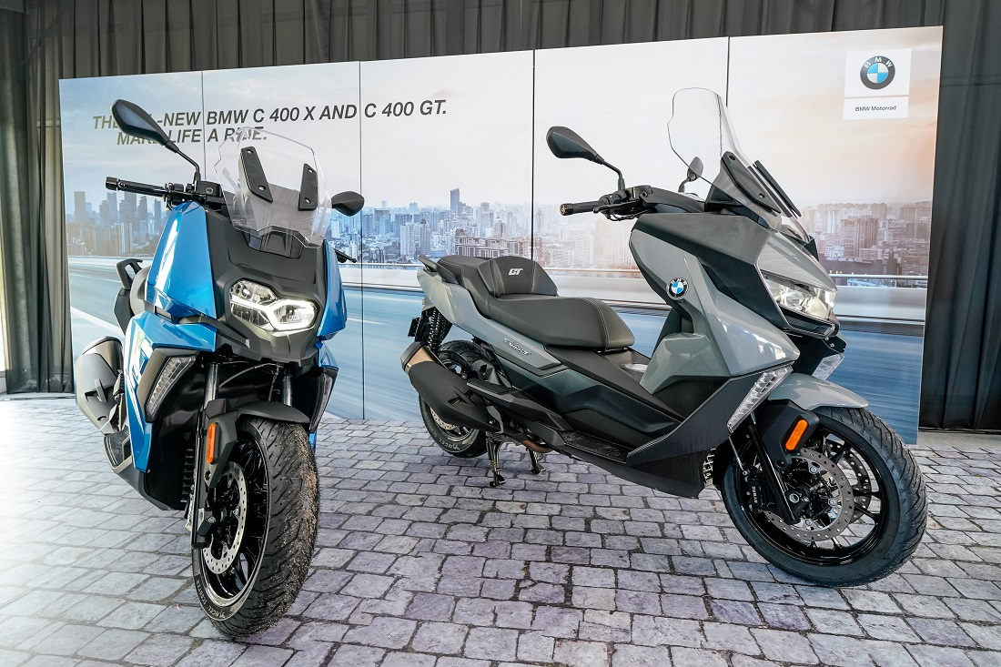 bmw motorrad launches c 400 x c 400 gt f 750 gs and r 1250 rt in malaysia. Black Bedroom Furniture Sets. Home Design Ideas