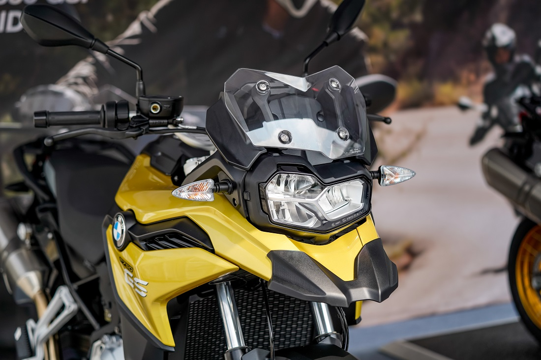 bmw motorrad launches c 400 x c 400 gt f 750 gs and r. Black Bedroom Furniture Sets. Home Design Ideas