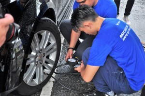 Michelin Safe On The Road_Safety Campaign_Complimentary Tyre Check_Malaysia