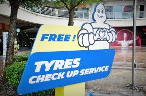 Michelin Safe On The Road_Road Safety Campaign_Free Tyre Check_Malaysia