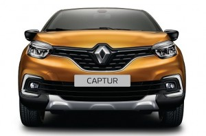 Renault Captur_Two-Tone Front Bumper_Malaysia