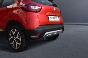 Renault Captur_Two-Tone Rear Bumper_Malaysia