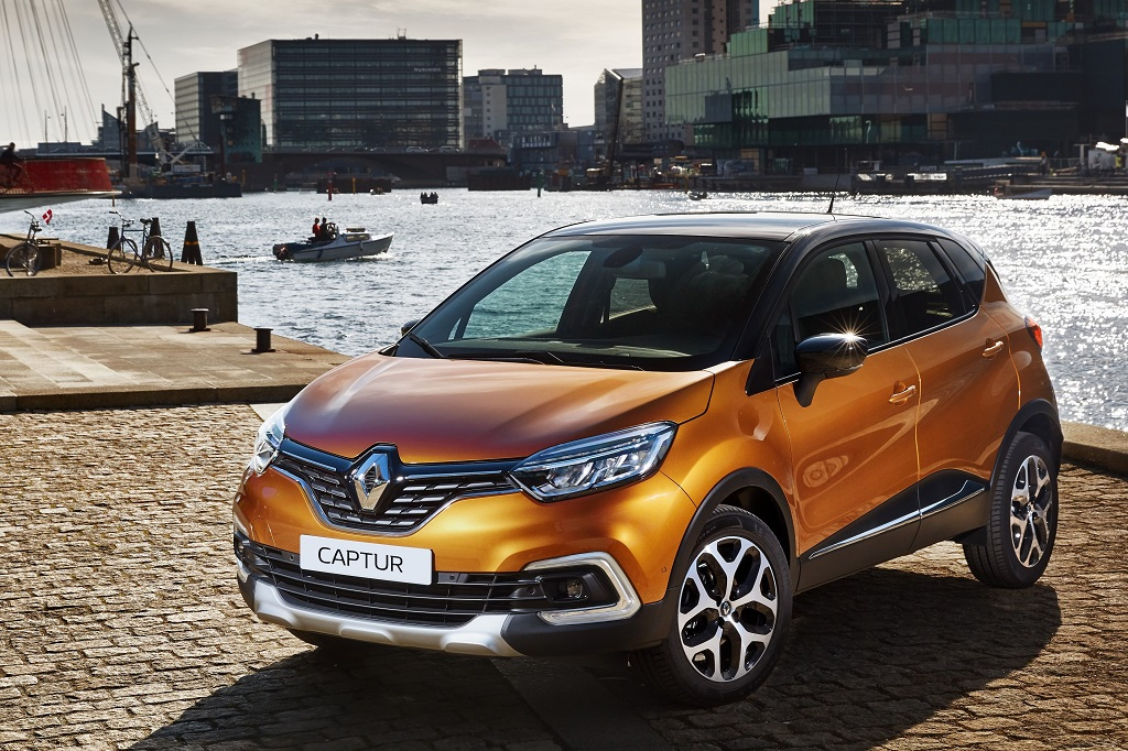 Upgraded Renault Captur Introduced In Malaysia Autoworld Com My