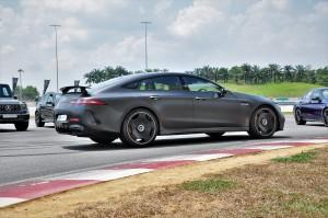 Mercedes-AMG GT 63 S 4MATIC+ Coupe_Four Door_Sepang International Circuit_Malaysia