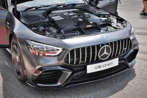Mercedes-AMG GT 63 S 4MATIC+ Coupe_4.0 V8 Biturbo Engine_Malaysia