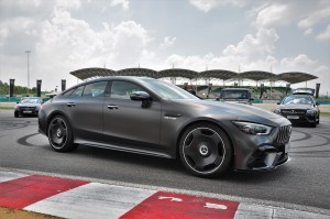 Mercedes-AMG GT 63 S 4MATIC+ Coupe_Malaysia_Sepang International Circuit