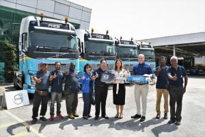 Volvo Trucks Malaysia_Aman Logistik_FH16_Prime Mover_Heavy Duty Truck_Tractor Unit_Logistics