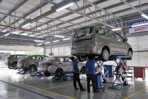 Proton 3S_Setia Auto Drive_Servicing Bays_Seremban_Negri Sembilan_Malaysia