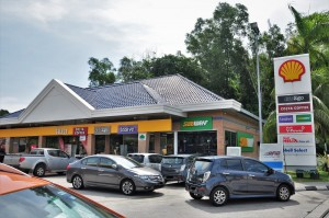 Shell Select_Convenience Store_Service Station_Petrol Station_Malaysia