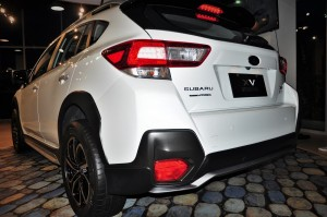 Subaru XV GT Edition_Rear Bumper Lip Extension_Malaysia