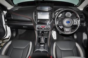 Subaru XV GT Edition_Dashboard_Malaysia