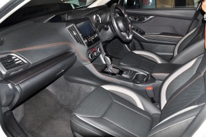 Subaru XV GT Edition_Leather Upholstery_Front Seats_Malaysia