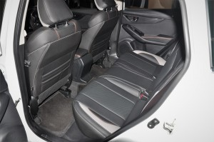 Subaru XV GT Edition_Rear Seats_Leather_Malaysia