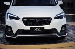 Subaru XV GT Edition_Front Aerokit_Malaysia