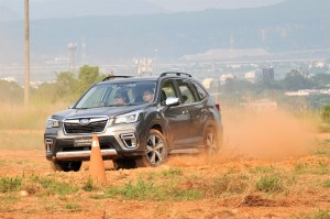 Subaru Forester_Off-road_Drive