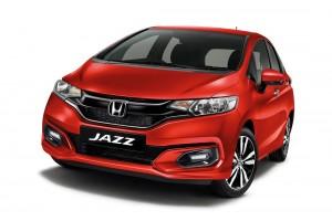 Honda Jazz_Passion Red Pearl_Malaysia