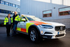 Volvo's Accident Research Team