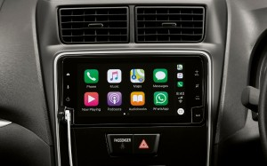 The updated Avanza now offers Apple CarPlay and Android Auto in the 1.5S+ variant