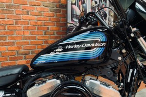 Harley-Davidson Iron 1200 Sportster_Fuel Tank_Malaysia