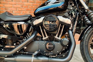 Harley-Davidson Iron 1200 Sportster_1202cc Evolution V-Twin Engine_Malaysia