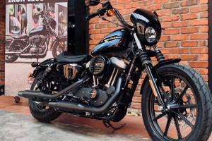 Harley-Davidson Iron 1200_Sportster Motorcycle_Malaysia
