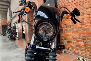 Harley-Davidson Iron 1200_Sporster_Headlamp_Malaysia