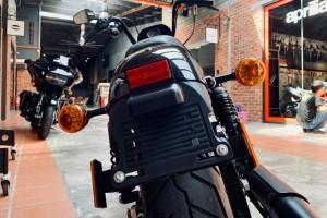 Harley-Davidson Iron 1200 Motorcycle_Tail Lamp_Malaysia