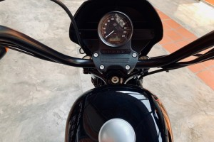 Harley-Davidson Iron 1200_Sportster Motorcycle_Speed Screen_Malaysia