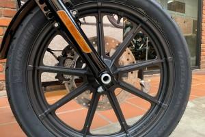 Harley-Davidson Iron 1200_Sportster_Wheel_Malaysia