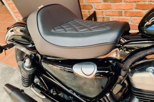 Harley-Davidson Iron 1200 Sportster Motorcycle_Cafe Solo Seat_Malaysia