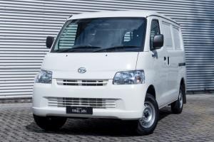 Daihatsu Gran Max Panel Van_Automatic Transmission AT_Malaysia