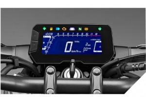Honda CBR250R_Full Digital LCD Meter_Boon Siew Honda_Malaysia