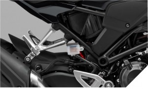 Honda CBR250R_Adjustable Rear Suspension_Boon Siew Honda_Malaysia