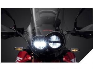 Honda CRF250 Rally_Asymmetric LED Headlights_Boon Siew Honda_Malaysia