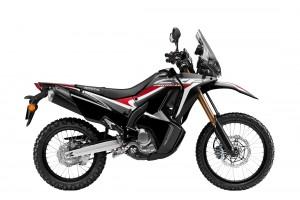 Honda CRF250 Rally_Black_Boon Siew Honda_Malaysia