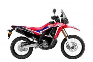 Honda CRF250 Rally_Extreme Red_Boon Siew Honda_Malaysia