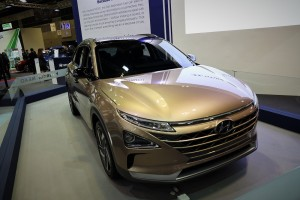 Hyundai NEXO_Hydrogen Fuel Cell Vehicle