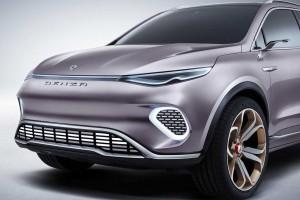 Denza Concept X Front_Headlights_Bumper