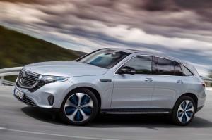 Mercedes-Benz EQC EV