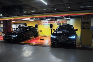 Reserve + Shell Recharge Bays_Sunway Pyramid_CP2_BMW Group_Sunway Group_Shell Malaysia_ParkEasy