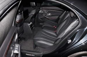 Mercedes-Benz S560e_Rear Seats_Plug-in Hybrid_Malaysia