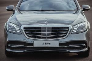 Mercedes-Benz S560e Limousine_Plug-in Hybrid_Fascia_Malaysia